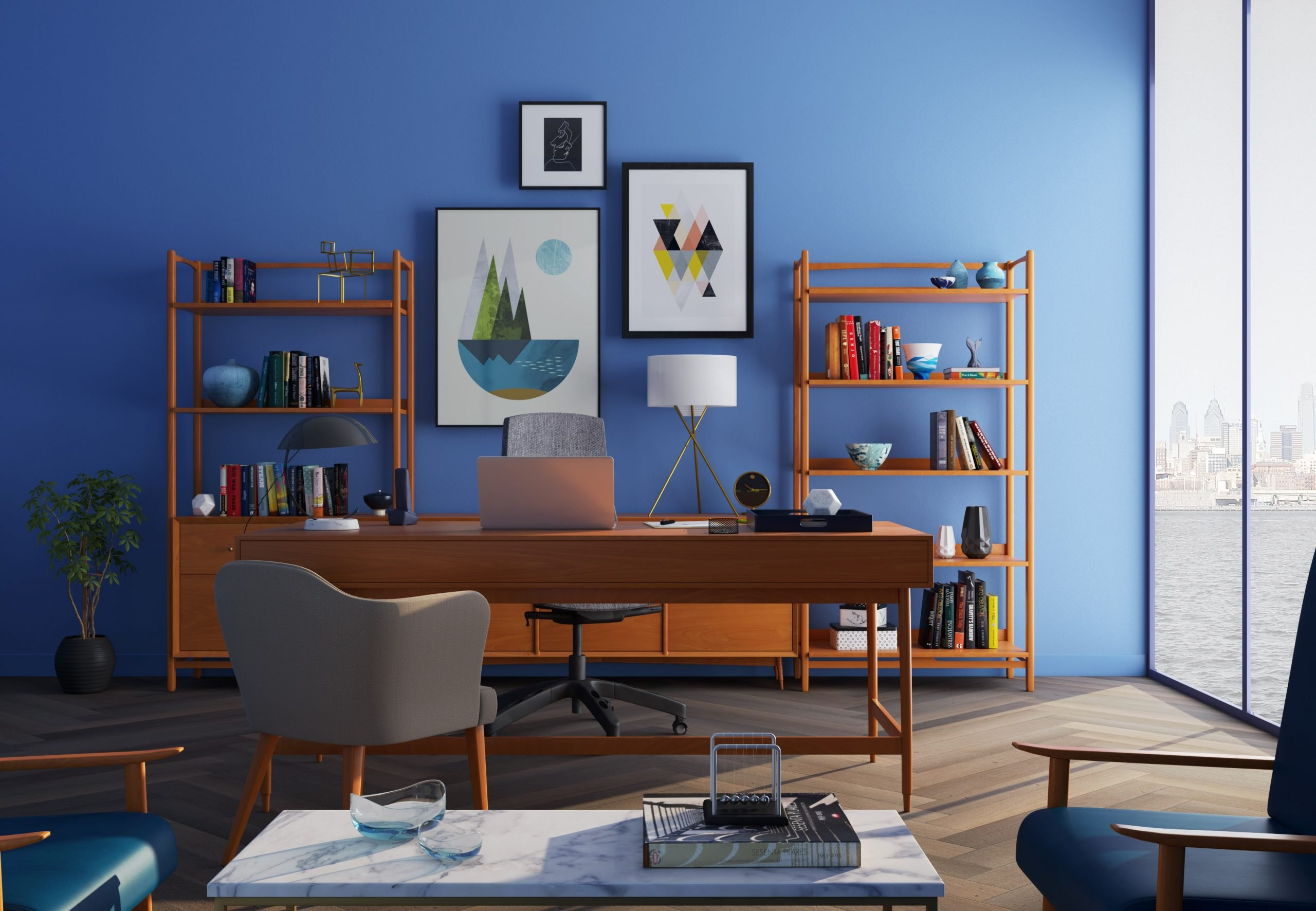 Creating Clarity by Simplifying your Space